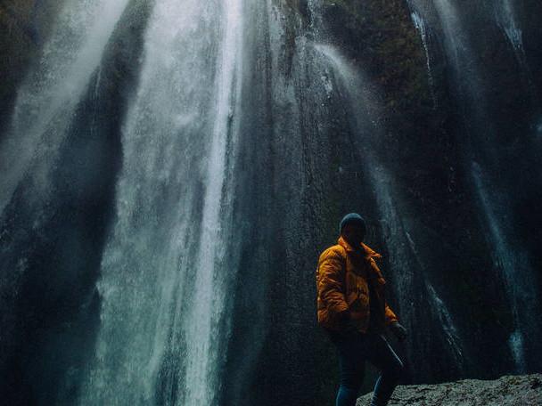 Sweet Solitude in Iceland by André Josselin