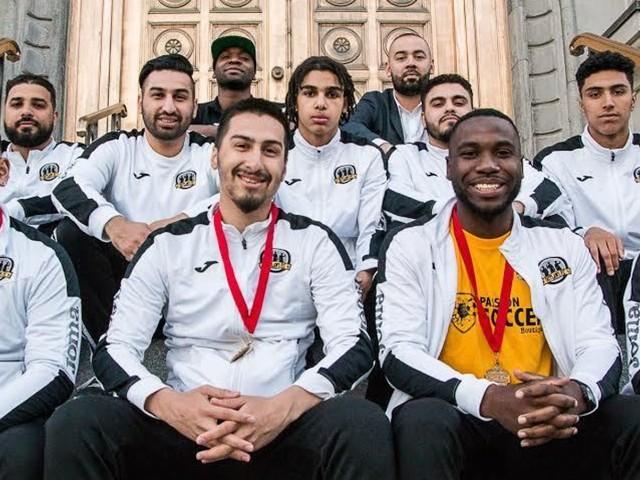 Futsal: ces jeunes font briller le Québec