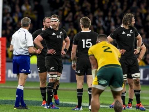 Rugby: All Blacks, une défaite qui interroge