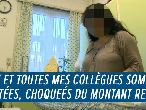 """""""On ne peut pas s'en sortir, c'est impossible"""": Laetitia, aide-ménagère, a perçu 626 euros en mars à cause du coronavirus"""