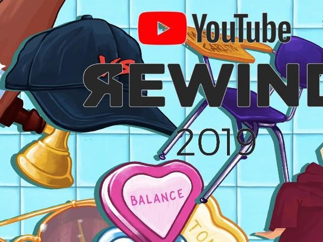 YouTube Rewind 2019 : voici les vidéos les plus regardées en France