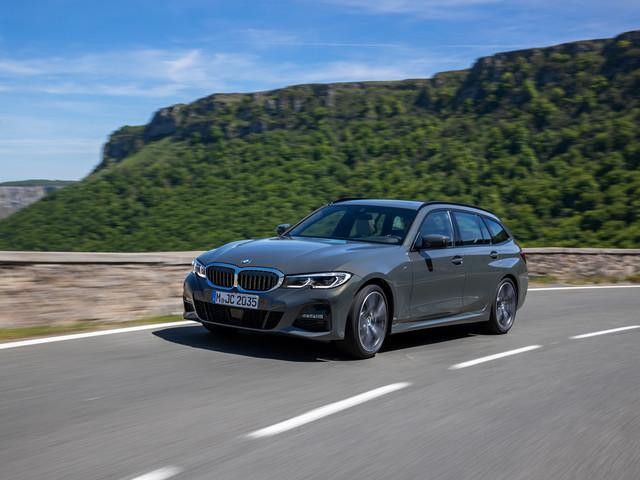 La nouvelle BMW Série 3 Touring, toutes les photos de la version break