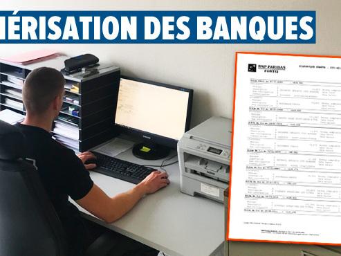 """Christophe """"SCANDALISÉ"""" par la banque suite au décès de sa mère: """"200 euros pour avoir des extraits de compte!"""""""