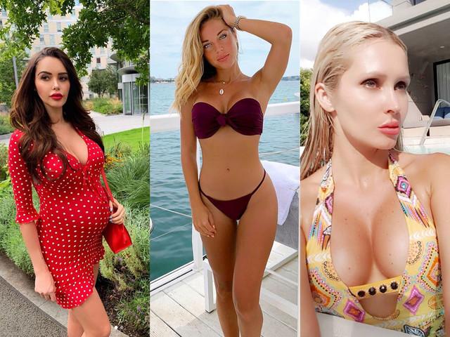 Nabilla, Maddy Burciaga, Tatiana-Laurens Delarue... le top 10 des photos Instagram de la semaine