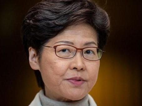 Mouvement de contestation à Hong Kong: la cheffe de l'exécutif exclut toute concession aux manifestants
