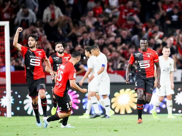 Rennes: Niang raconte son but contre le PSG