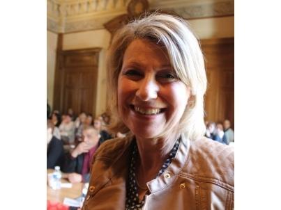 Christiane Charnay élue maire de Givors