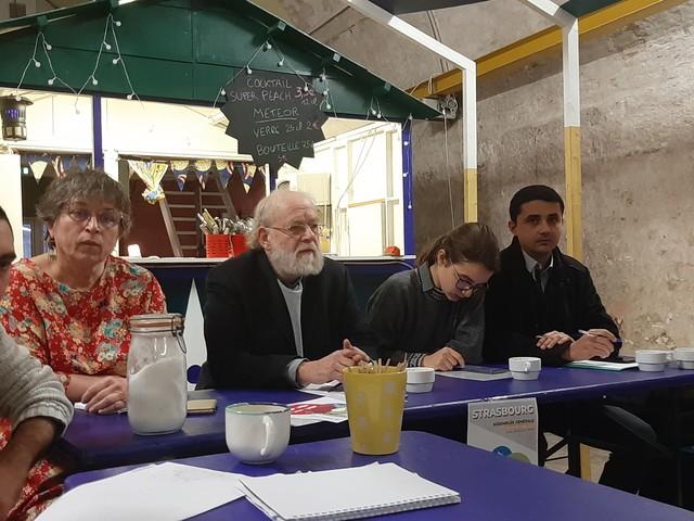 Municipales 2020 à Strasbourg : à gauche, France Insoumise et Génération.s vont présenter une liste