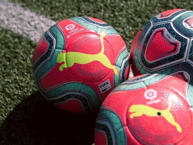 La Liga présente le ballon hiver