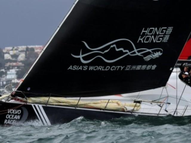 Volvo Ocean Race: victoire à domicile d'un voilier hongkongais pour la 4e étape