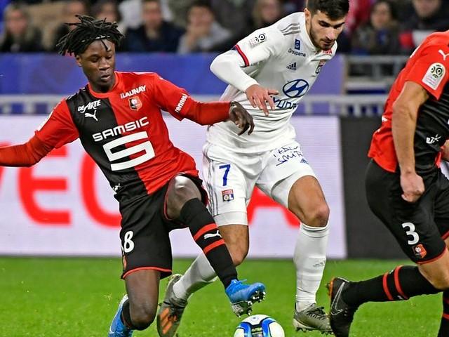 Le Stade Rennais officialise l'arrivée de Martin Terrier en provenance de Lyon