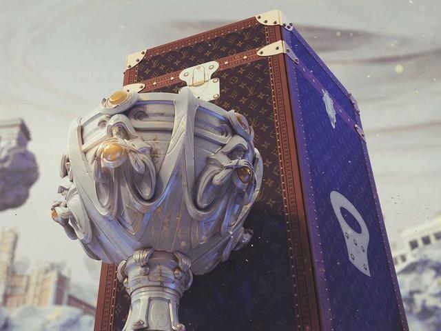 Jeu vidéo : Louis Vuitton s'associe à la plus grande finale d'eSport au monde