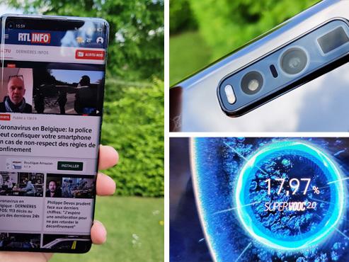 Les tests de Mathieu: une nouvelle marque de smartphone débarque en Belgique !