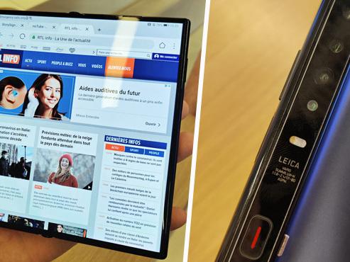 Huawei va sortir son deuxième smartphone pliable en Belgique: il coûte 2.499€ et n'a aucune application Google (photos)