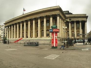 La Bourse de Paris reste peu inspirée (-0,59%) après Wall Street