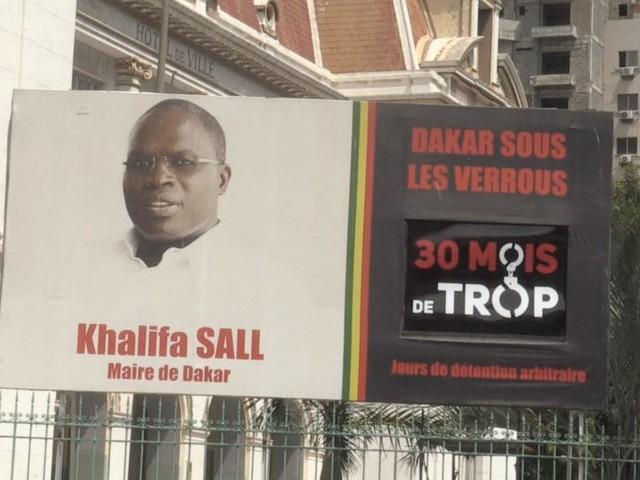 Sénégal: après sa libération de prison, quel avenir politique pour Khalifa Sall?
