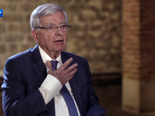"""""""Jean-Pierre Chevènement, l'indomptable"""" (lundi 30 septembre à 20h30 sur LCP)"""