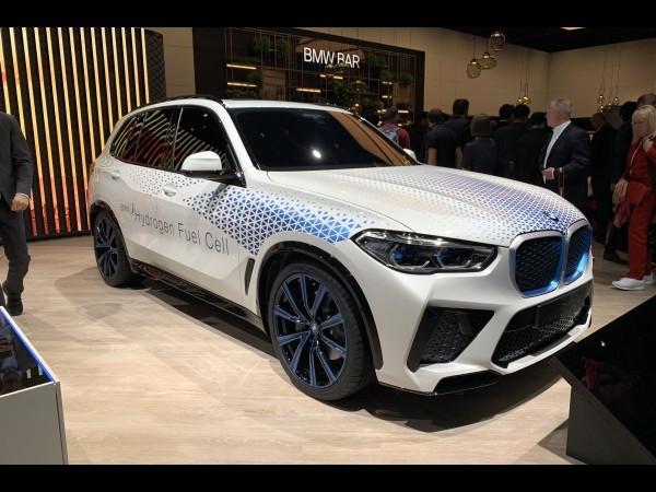 BMW i Hydrogen NEXT (2019) : un X5 à pile