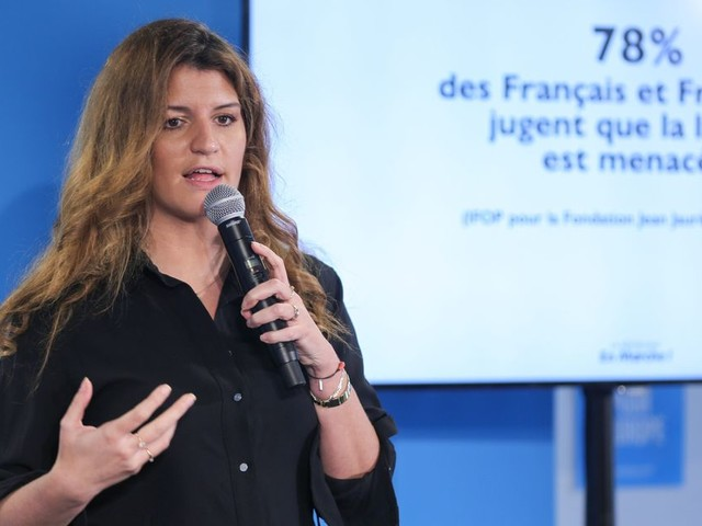Marlène Schiappa débattra avec Éric Zemmour et elle dit pourquoi