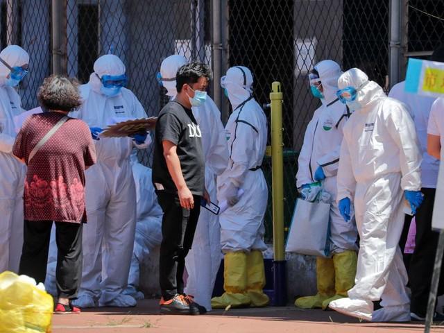 La Chine compte 57 nouveaux cas de coronavirus, le plus haut chiffre depuis avril