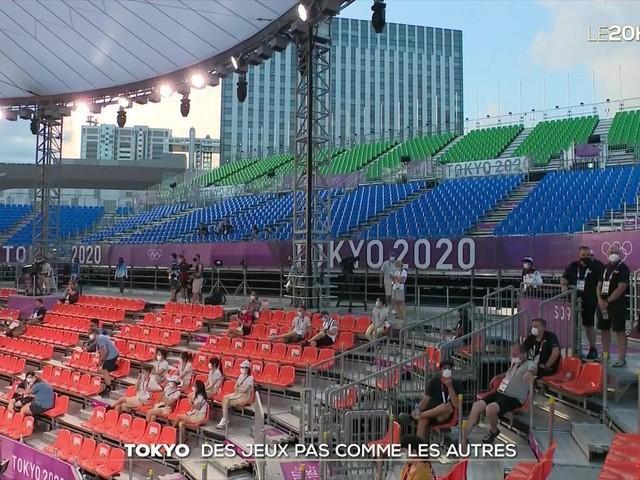 JO de Tokyo : des jeux pas comme les autres