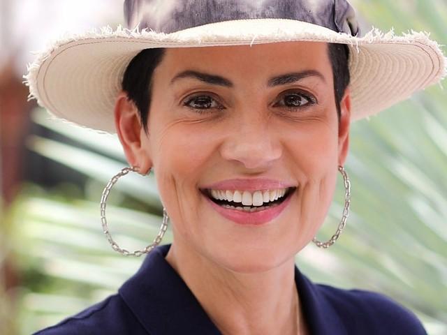 """Cristina Cordula : Injections, peelings... """"Je fais tout ça une fois par an"""""""
