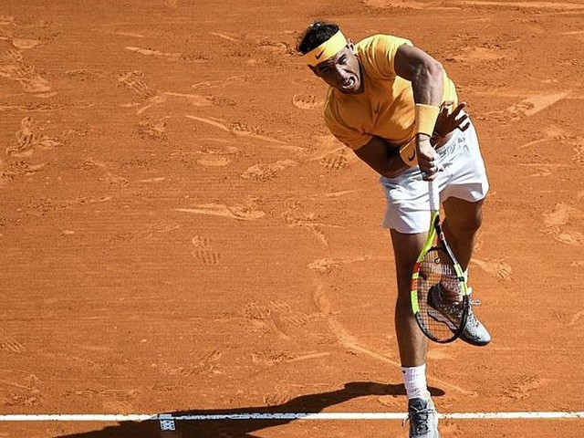 Monte-Carlo : douzième finale pour Rafael Nadal