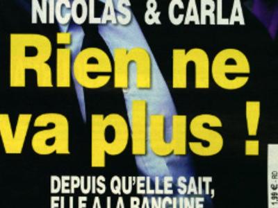 Carla Bruni, ça chauffe avec Nicolas Sarkozy, étonnante réponse