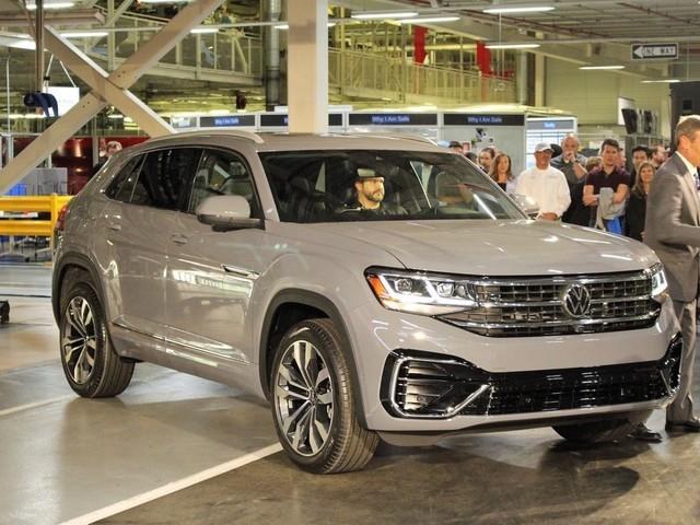 Volkswagen Atlas Cross Sport 2020 : deux font la paire