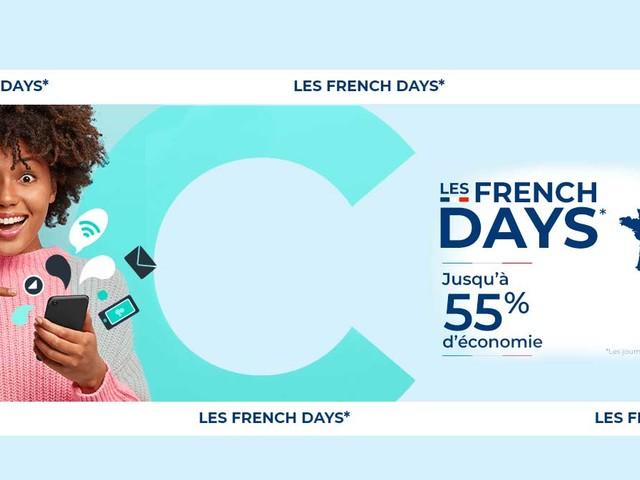 Cdiscount Mobile lance ses promos spécial French Days en avant-première !