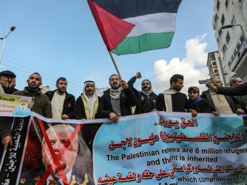 Palestiniens et colons israéliens dans l'attente fébrile du plan américain
