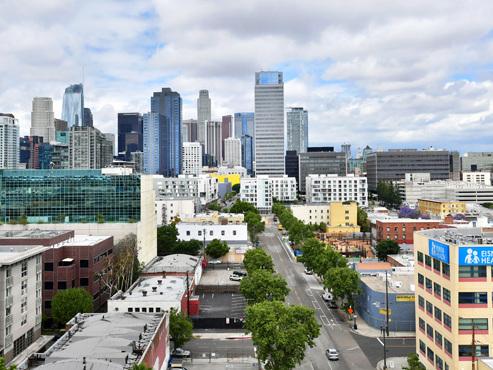 Coronavirus - BILAN MONDIAL: Los Angeles confiné jusqu'au mois de juillet