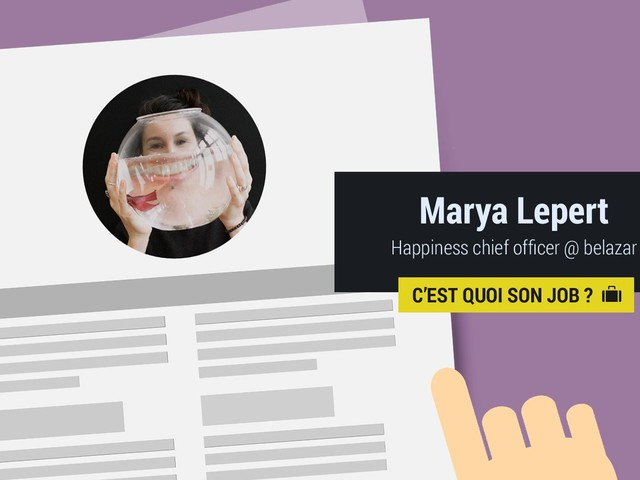 Chief happiness officer : c'est quoi son job ?