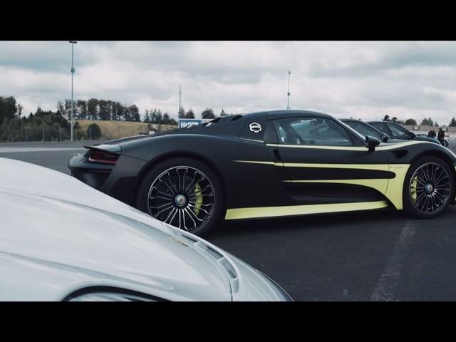 Porsche emmène ses clients sur le Ring