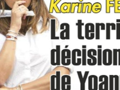Karine Ferri, la terrible décision de Yoann Gourcuff, un mois après leur mariage