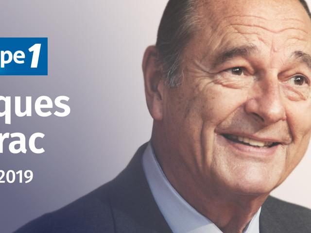"""Son enfance, """"le bruit et l'odeur"""", Mitterrand : la toute dernière interview de Jacques Chirac à la radio"""