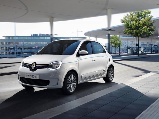 Renault Twingo Z.E. : la citadine électrique voit petit sur la batterie... mais pas sur le prix