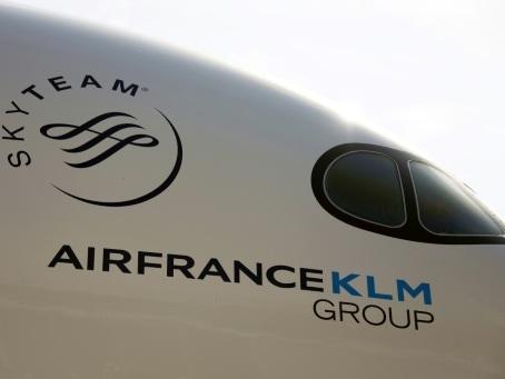 Covid-19: Air France-KLM déplore un manque à gagner de plus de 150 millions d'euros