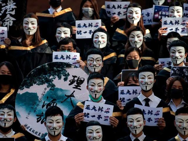 Hongkong: décès d'un étudiant qui avait chuté lors d'émeutes