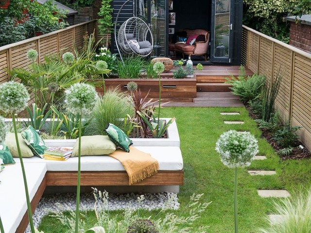 Idées aménagement jardin facile : astuces pour aménager son jardin avec peu d'efforts