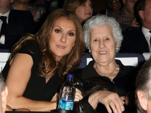 """Décès de """"Maman Dion"""", la mère de Céline, à 92 ans"""