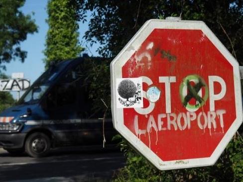 Notre-Dame-Des-Landes : Un homme grièvement blessé en ramassant une grenade