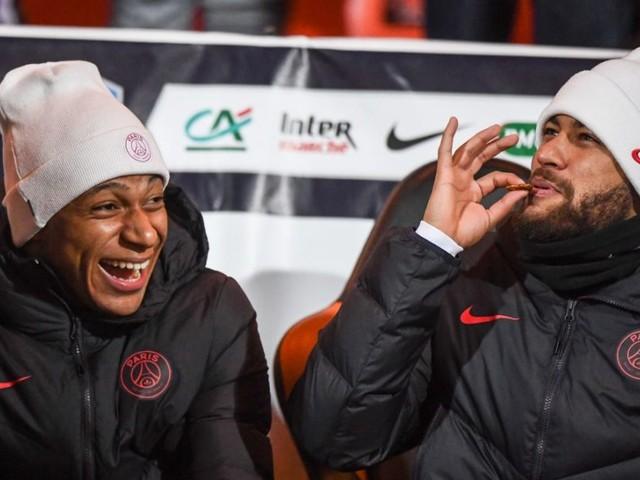 Mbappé évoque les progrès de Neymar en français et leur relation «fusionnelle»