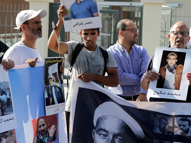 """""""Nos enfants se suicident à Oukacha"""", le cri de colère de Ahmed Zefzafi et du comité de soutien du Hirak"""
