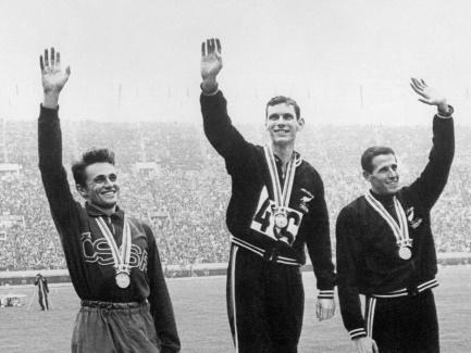 Athlétisme: décès de la légende du demi-fond néo-zélandais, Peter Snell