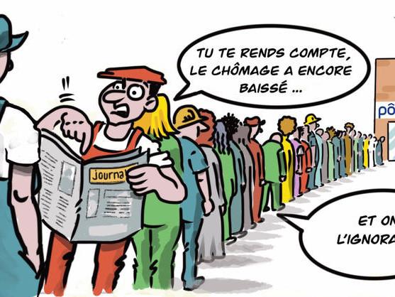 Editorial des bulletins d'entreprise - Fausse baisse du chômage, augmentation de la précarité... et de l'enrichissement des capitalistes !