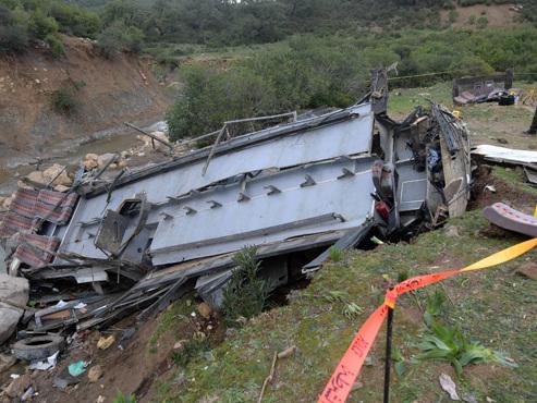 Drame en Tunisie: 26 personnes meurent dans un terrible accident de bus