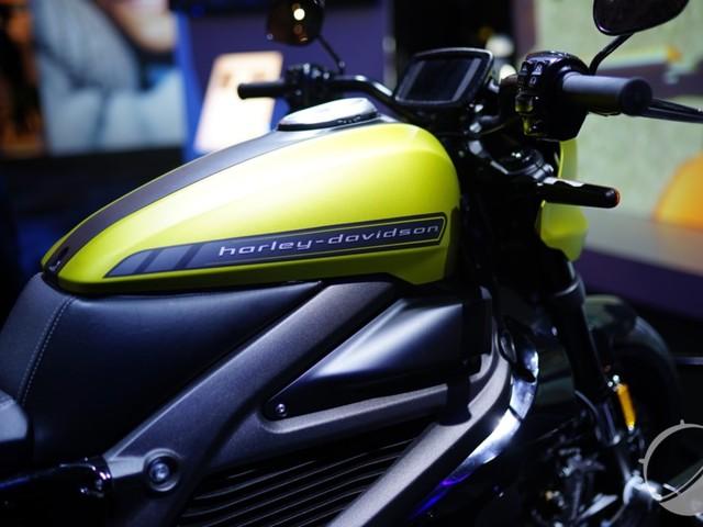 Ça s'en va et ça revient : Harley-Davidson reprend la production de sa LiveWire électrique
