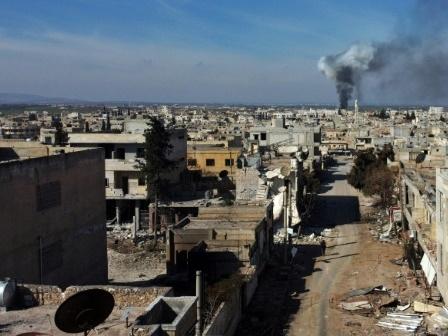 Syrie: les rebelles contre-attaquent à Idleb, le régime avance malgré tout
