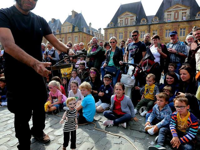 Charleville-Mézières: le festival mondial des marionnettes fête ses 60 ans